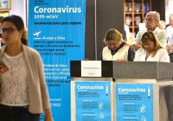 Coronavirus llega a Argentina